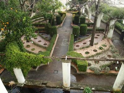 Медицинский сад в Салерно