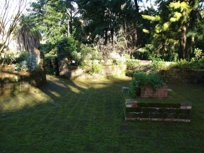 Сад для незрячих, ботанический сад, Рим