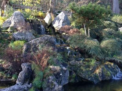 Вода - стихия японского сада