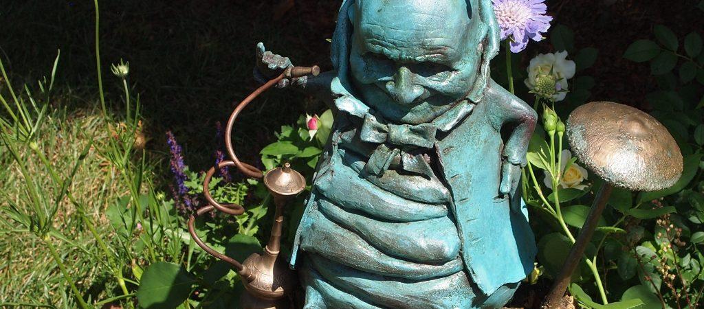 Хранитель садов в Музеоне