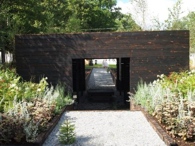 The Black Box Garden