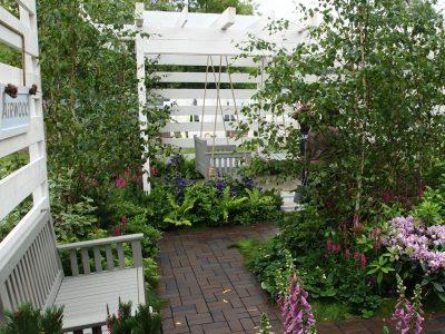 Современный сад. Вдохновение от природы