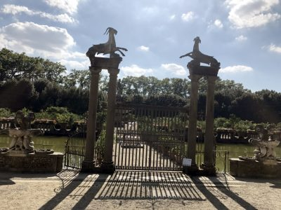 Ворота сада Боболи