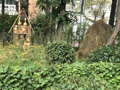 Садовая ремиза